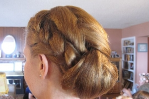 side-braid-with-low-chignon-wedding-hair-by-meleah-1